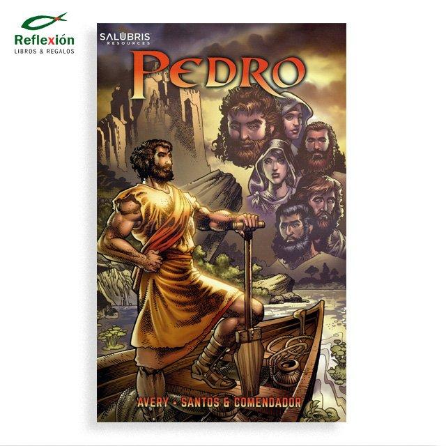 PEDRO HISTORIETA