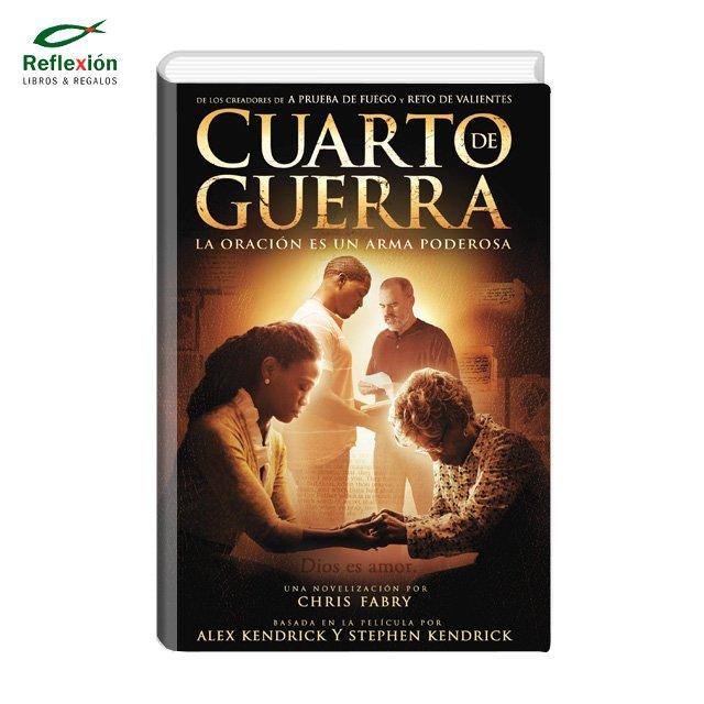 CUARTO DE GUERRA NOVELA