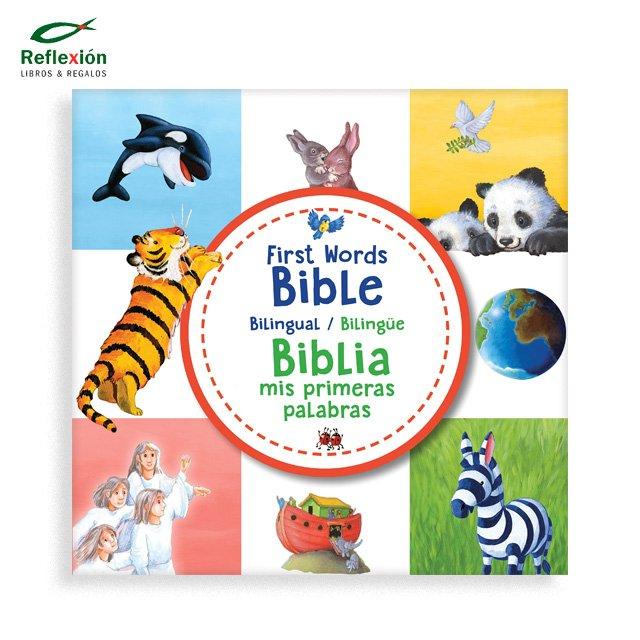 BIBLIA BILINGUE MIS PRIMERAS PALABRAS