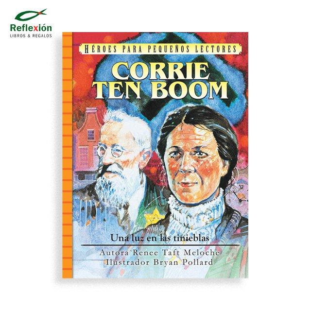 CORRIE TEN BOOM HEROES PARA PEQUEÑOS LECTORES