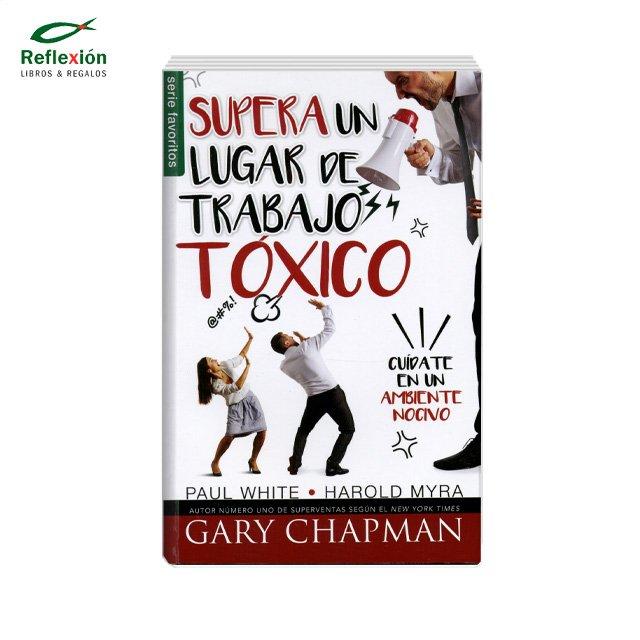 SUPERA UN LUGAR DE TRABAJO TOXICO BOLSI