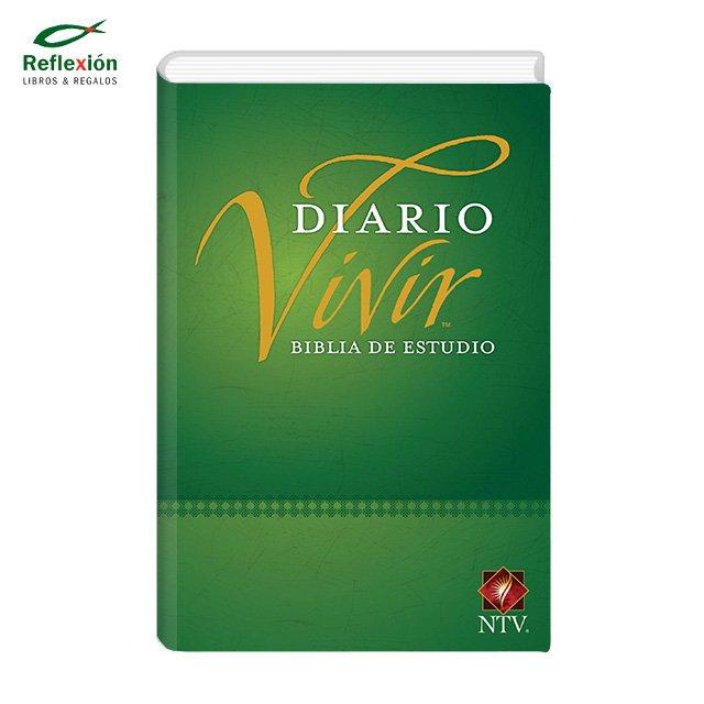BIBLIA DIARIO VIVIR NTV PERSONAL TAPA DURA