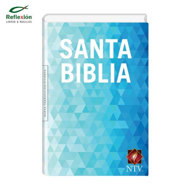 BIBLIA NTV SEMILLA, AGUA VIVA TAPA RUSTICA