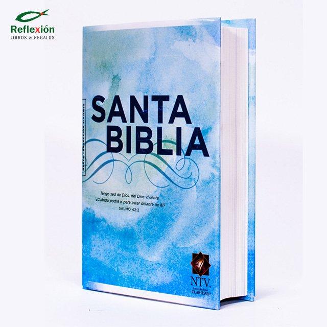 BIBLIA NTV T3 LETRA GRANDE TAPA DURA