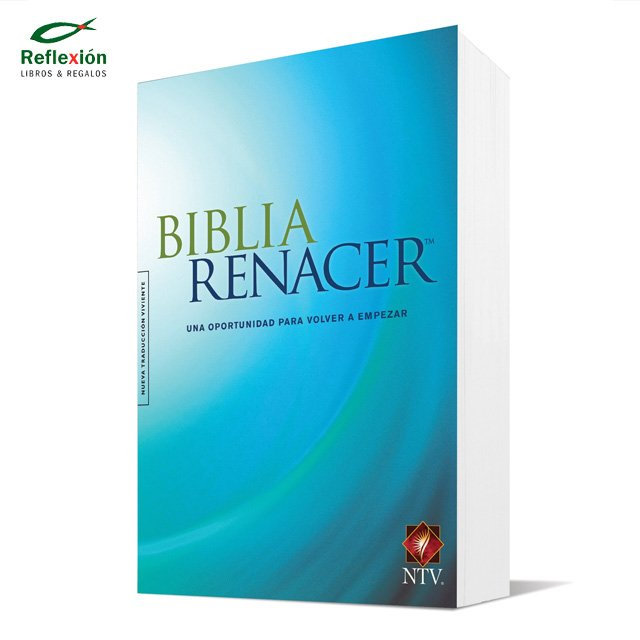 BIBLIA RENACER NTV FLEX
