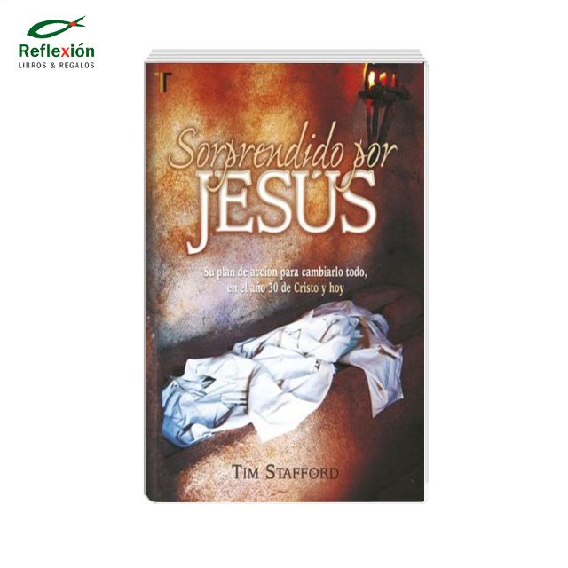 SORPRENDIDO POR JESUS