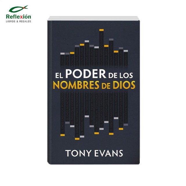 EL PODER DE LOS NOMBRES DE DIOS