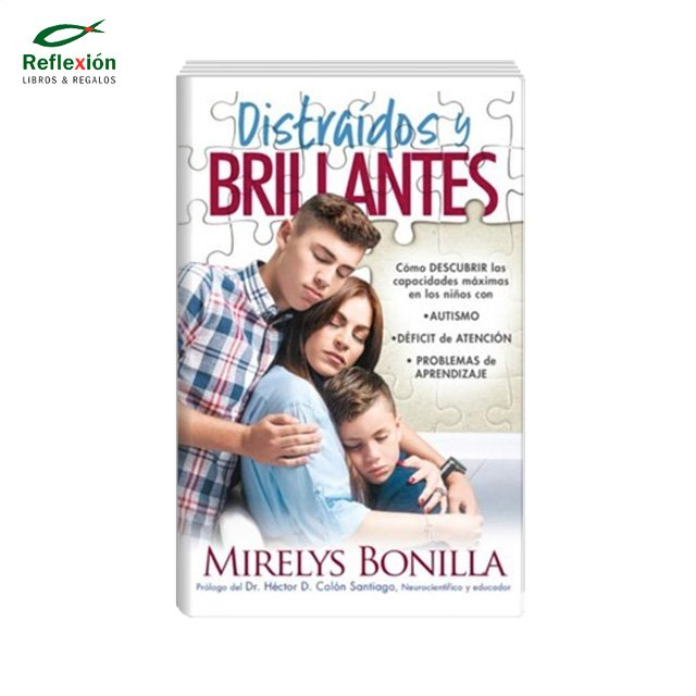 DISTRAIDOS Y BRILLANTES