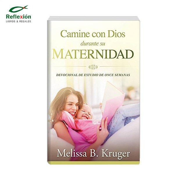 CAMINE CON DIOS DURANTE SU MATERNIDAD