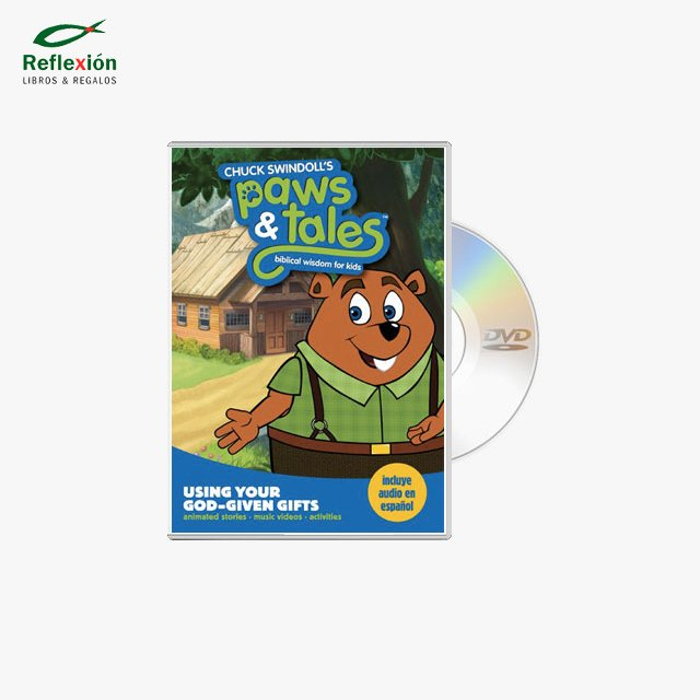 PAWS & TALES - USING YOUR GOD GIVEN GIFTS 6 DVD