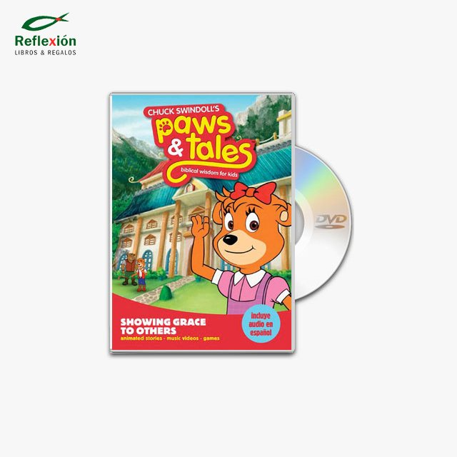 PAWS & TALES SHOWING GRACE TO OTHERS 3 - DVD