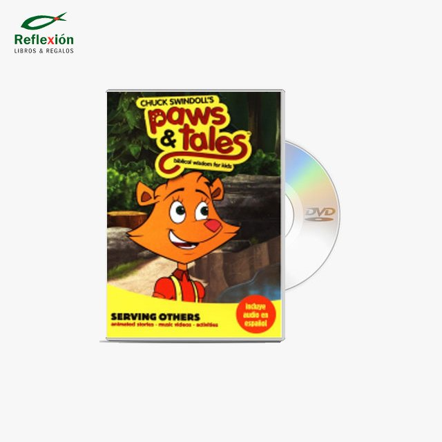 PAWS & TALES SERVING OTHERS 7 DVD