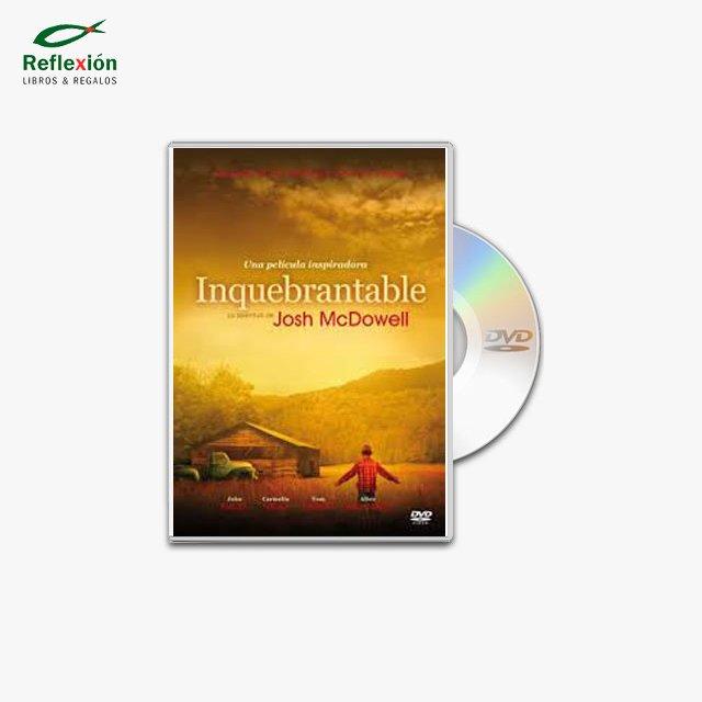 INQUEBRANTABLE LA HISTORIA DE JOSH MCDOWELL DVD