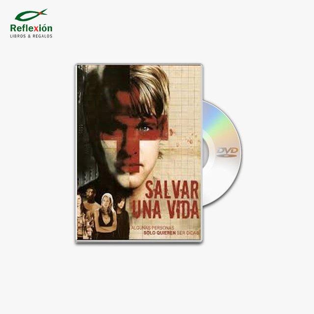 SALVAR UNA VIDA DVD