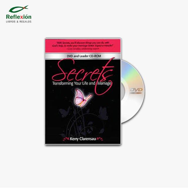 SECRETS TRANSFORMING YOUR LIFE DVD
