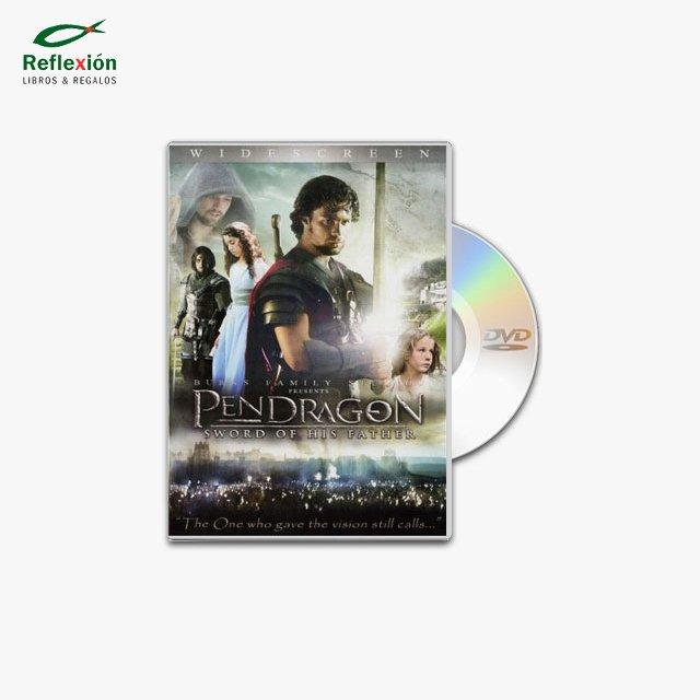 PENDRAGON LA HERENCIA DE UN GUERRERO DVD