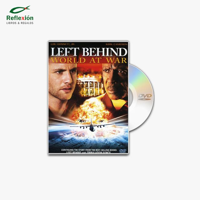 LEFT BEHIND WORLD AT WAR DVD