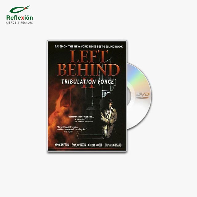 LEFT BEHIND TRIBULATION FORCE DVD