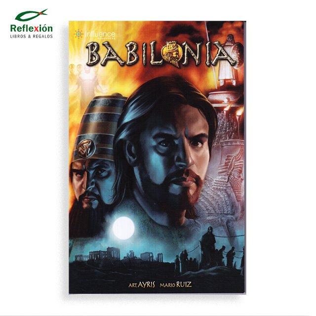 BABILONIA NOVELA GRAFICA