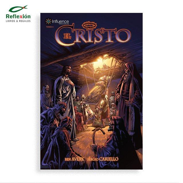 EL CRISTO TOMO 4 NOVELA GRÁFICA