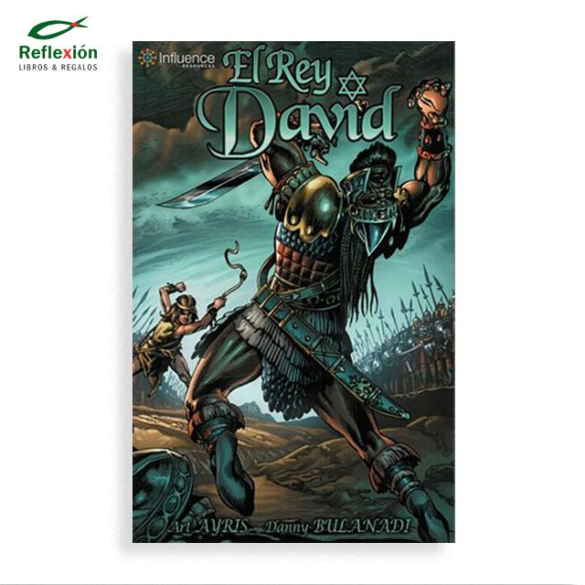 EL REY DAVID - HISTORIETA